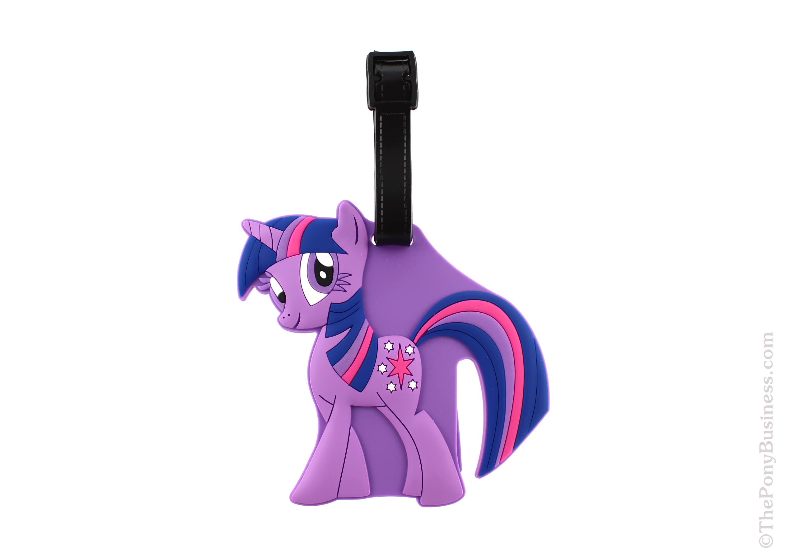 Products Page 8 Theponybusiness Luggage Tag Pinkie Pie Twilight Sparkle